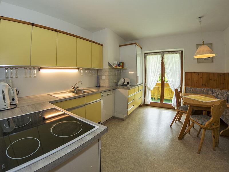 Ferienwohnung –Küche