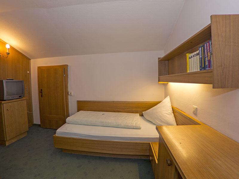 Ferienwohnung –Schlafzimmer