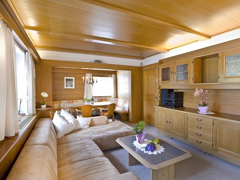 Ferienwohnung –Wohnzimmer