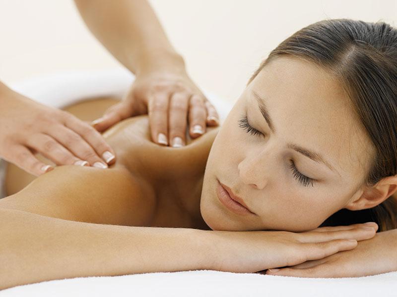 [Translate to en:] Massage