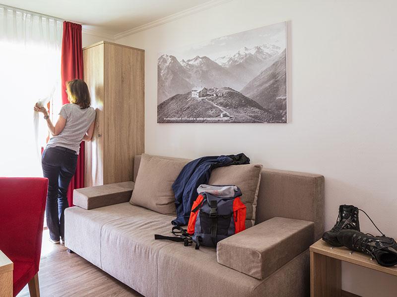 Appartement Zuckerhütl